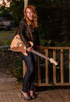 Guitar Girl Magazine - An Ezine about Female Guitarists » Interview with Samantha Fish: A Fresh Voice Leaves Her Distinctive Mark on the Blues