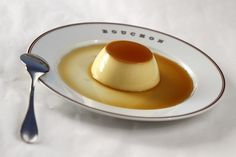 The crème caramel recipe from Bouchon.