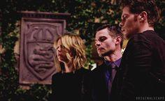 "Freya, Elijah, Klaus, ""Savior"""