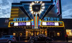 State Theater - Photo by Matthew Trevena