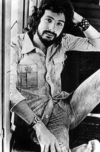 Cat Stevens circa 1972 when he was a music superstar.