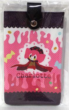 Used Mahou Shoujo Madoka Magica Charlotte Mobile Pouch Prize   eBay