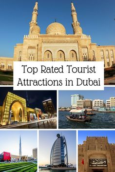 The very best of Dubai, the jewel of the United Arab Emirates.