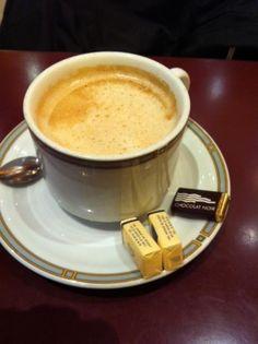 Coffee @ Paris