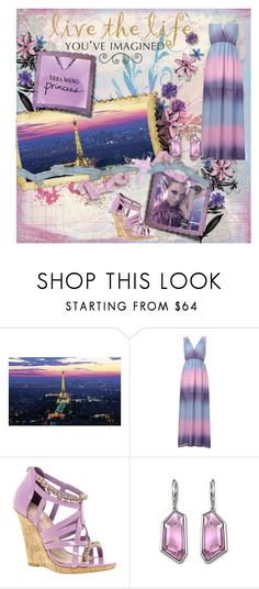 """""""Living in the world full of dreams x"""" by xpinkplaymatex ❤ liked on Polyvore featuring interior, interiors, interior design, home, home decor, interior decorating, Vera Wang, Material Girl, Oh My Love and Carvela"""