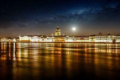 Saint-Petersburg by Andrey Mikhailov, via 500px