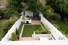 Wandsworth Luxury Garden - thumbnail
