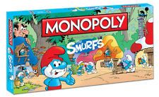 Monopoly - The Smurfs - Collector's Edition