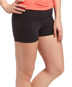 Look what I found on #zulily! Black Allure Boyshorts by Respect Your Universe #zulilyfinds
