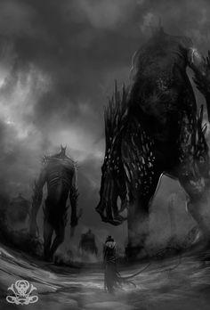 The Devils Ruins by legendary-memory.deviantart.com on @DeviantArt
