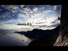 climbing timelapse path of gods (Sentiero degli Dei ) Agerola Napoli Nap...