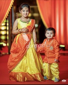 Ideas Baby Dress Indian Girl For 2019 Indian Dresses For Kids, Kids Indian Wear, Kids Ethnic Wear, Indian Baby Girl, Indian Clothes, Kids Party Wear Dresses, Kids Dress Wear, Dresses Kids Girl, Boys Party Wear