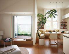 MISAWAホームの戸建住宅「GENIUS Vikiair」。常識にとらわれず、新しい設計、新しい発送、新しい提案でまちの住まいを一からデザインしました。いままでにない、きもちのいい空間に設けた「ながらダイニング」などで、ご家族のコミュニケーションが深まる住まいです。ミサワホームは住まいと暮らしをずっと見守る総合住宅メーカーです。戸建住宅をお探しならぜひご相談ください。