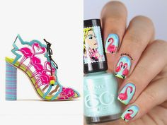 Fashion Friday - Sophia Webster Resort 2015 ~ Didoline's Nails
