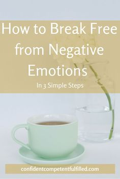 This article will help you control negative emotions when they come up and break free from them in the long run. emotional pain, emotional regulation, negative emotions release, anxiety, hurt feelings, highly sensitive