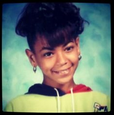 Beyoncé - Before they were stars!!