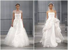 Wedding dress designer Paris on French Wedding Style Blog | VIA #WEDDINGPINS.NET