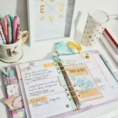 Love this creative planner!