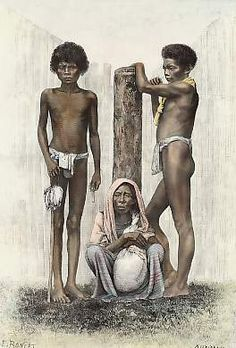 Iles Philippines, Groupe De Negritos