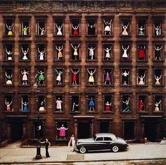 Girls in the Windows (1960)  by Ormond Gigli