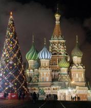 Russian Christmas videos.
