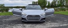 First Drive - 2018 Audi A5 2.0T S-Line Quattro Coupe