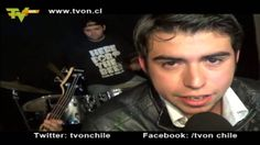 Video Clip Promocional Paul Sancler TVON CHILE www tvon cl