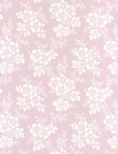Vintage wallpaper from Boras Tapeter Scrapbook Background, Background Vintage, Background Patterns, Scrapbook Paper, Scrapbooking, Backgrounds Wallpapers, Flower Backgrounds, Fabric Wallpaper, Pattern Wallpaper