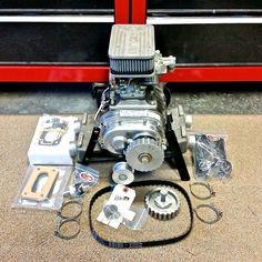 Complete Honda GL1000 Supercharger kit!  Details here: http://randakks.com/collections/bikes-for-sale