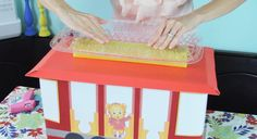 Daniel Tiger Birthday Party . Trolley Dessert Stand . PBS Parents | PBS  printables