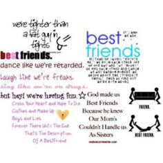 Funny Quotes and Sayings about Best Friends