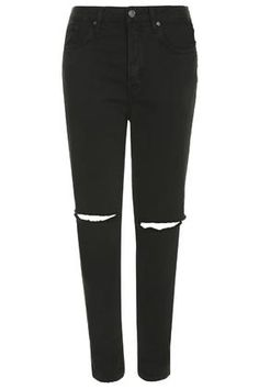 MOTO Black Ripped Hayden Jeans | TOPSHOP saved by #ShoppingIS