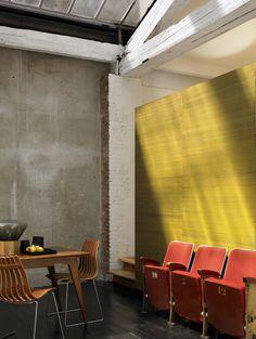 Elitis wallcovering, revêtement mural