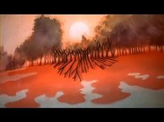 field cover blood watership down - Google Search