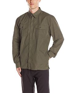 567b5e20aa3d4 Amazon.com  Fjallraven Men s G-1000 Shirt Jacket