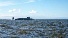 """Submarino nuclear """"Vladímir Monomaj"""""""