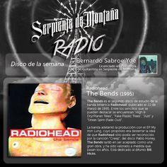 Disco de la semana por Bernardo Sabroe Yde en Radio Serpiente  escuchalo acá http://youtu.be/JVS65qp65lU