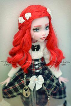 Monster High custom OOAK  Customized doll