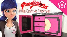 Mini Closet de Marinette La Prodigiosa Ladybug - DecoAndCrafts