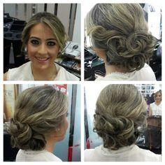#hair #cabello #peinado #updo #recogido #hairdresser #estilista #peluquero #Panama #pty #axel #axel04 #makeupartist @itziakbeauty
