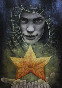 Stunning Illustrations by Joanna Viheria