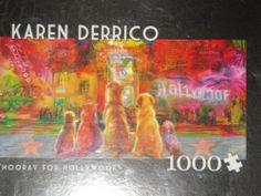 Hooray for Hollywoof 1000 Piece Puzzle By Karen Derrico Andrews & Blaine Ltd.,http://www.amazon.com/dp/B004I8M3DW/ref=cm_sw_r_pi_dp_DsDntb150KCTNHJV