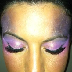 Fashion show!!!! Makeup done by Shannon