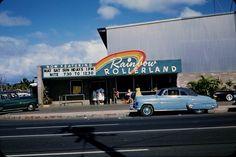 . Ala Moana, Hawaii Pictures, Hawaii Homes, Vintage Hawaii, Us National Parks, Good Ole, Oahu Hawaii, Gas Station, West Virginia