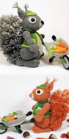 Crochet Amigurumi Free Patterns, Crochet Blanket Patterns, Crochet Stitches, Free Crochet, Crochet Crafts, Crochet Toys, Crochet Projects, Softie Pattern, Crochet Animals