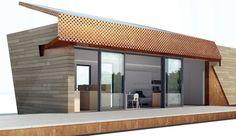 Method Homes Introduces New Paradigm Prefab Prototype - net-zero energy and net-zero water...wow.