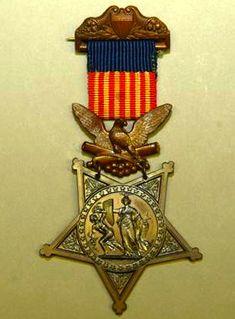 Civil War Medal Of Honor.