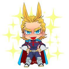 Toshinori Yagi / All Might (My Hero Academia) Boku No Hero Academia, Studio Ghibli, Chibi, Tamaki, Yaoi Hard, Diabetic Dog, Fanart, Cute Comics, Cool Sketches