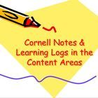 $3.50 Activity: Cornell Notes & Learning Logs- Teacher Instructions Power Point Presentation