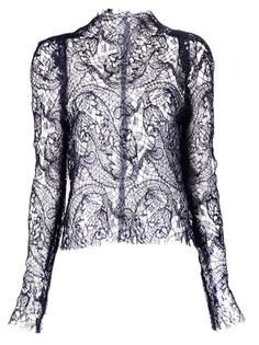 TODD LYNN - augustina lace top